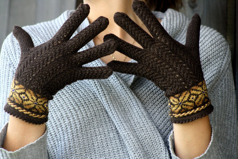 Мода на перчатки 2019 изоражения